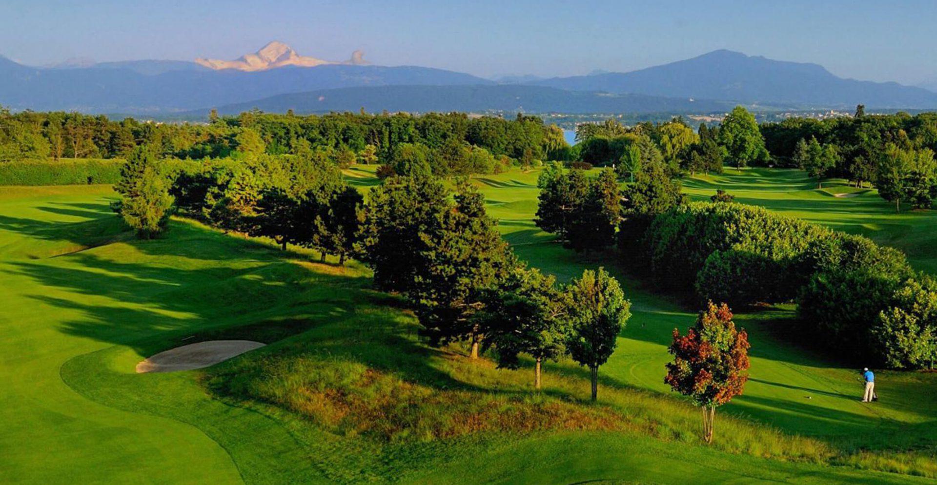 Evian Golf Cruise | Prangins | Nyon
