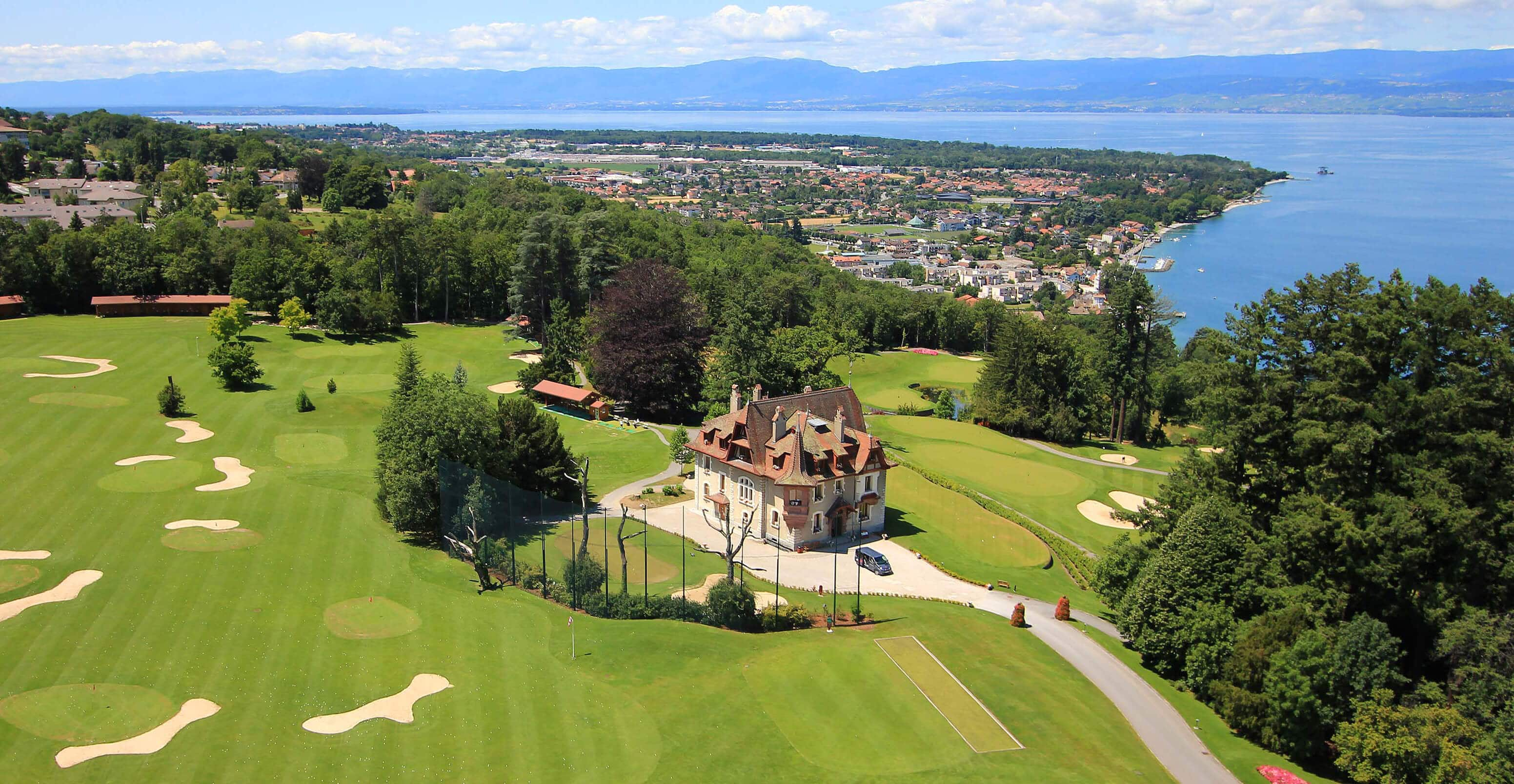 Evian Golf Cruise