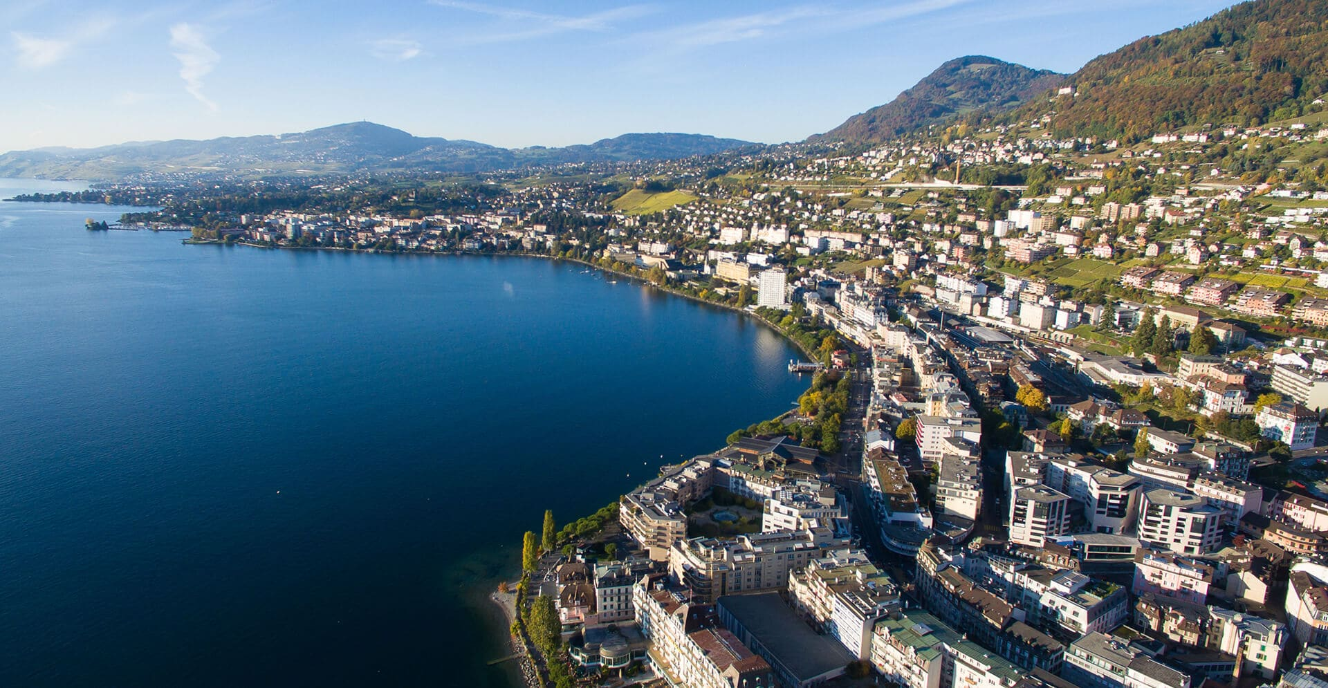 Lake Geneva & Montreux