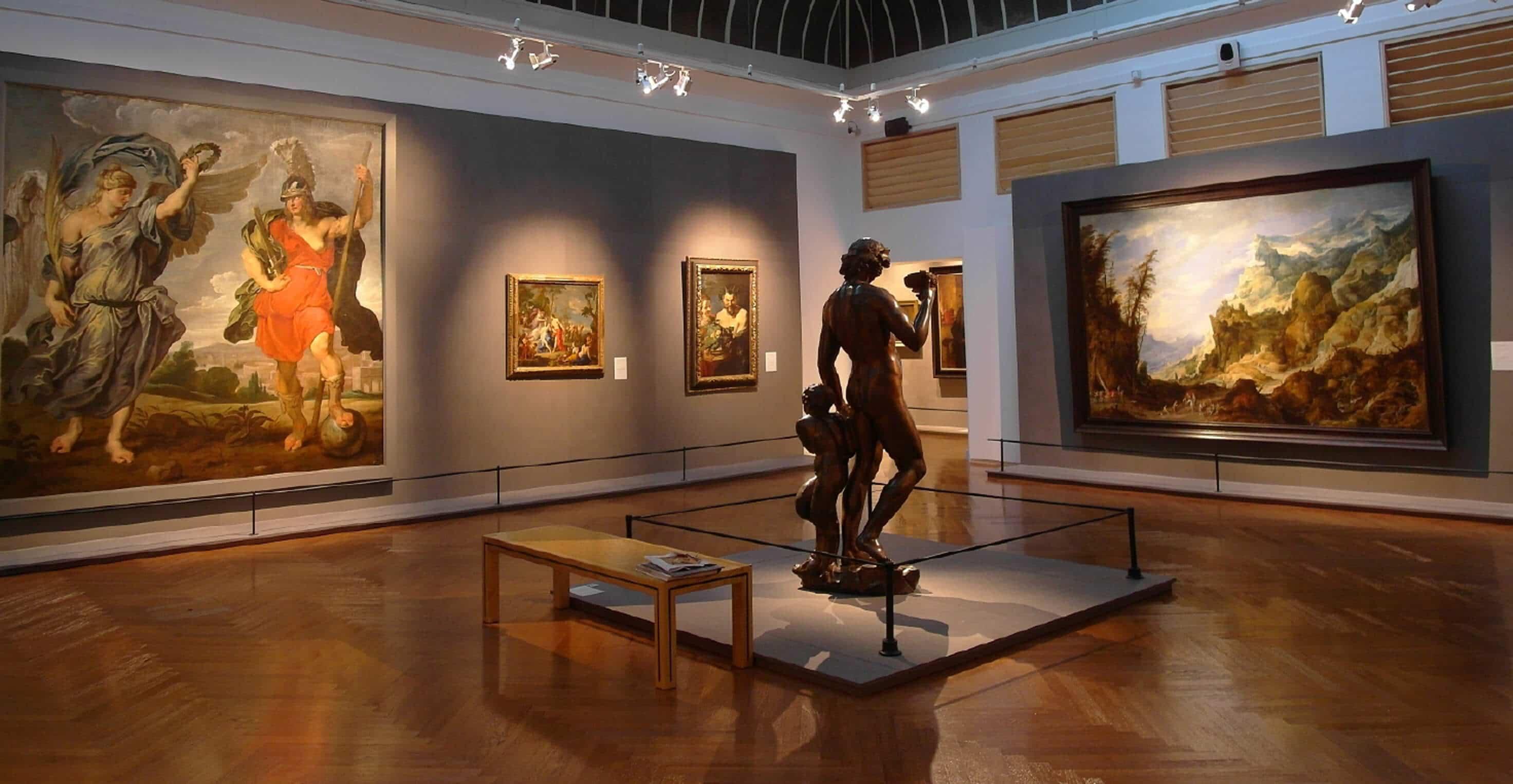 Palais Lumière Art's Center Evian