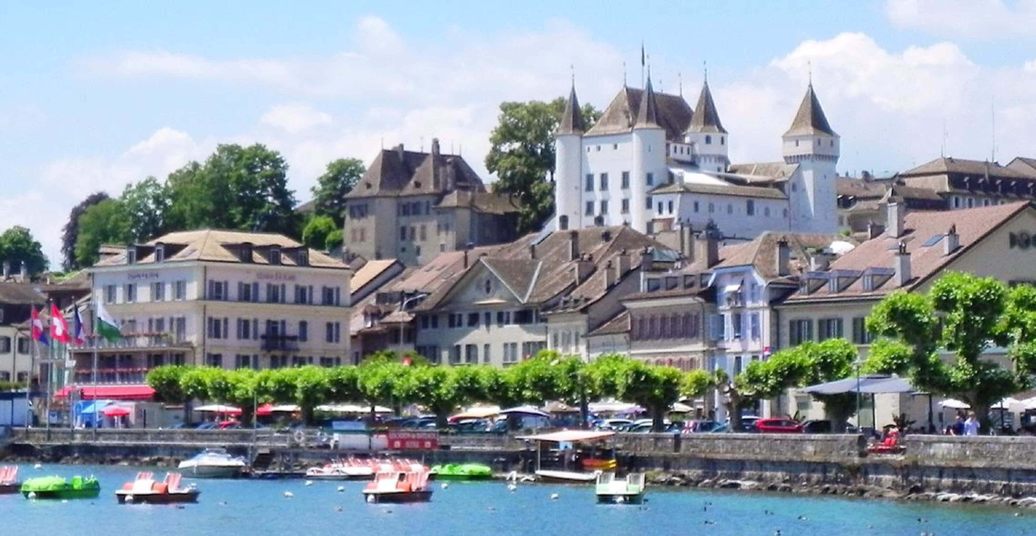 chateaux geneve