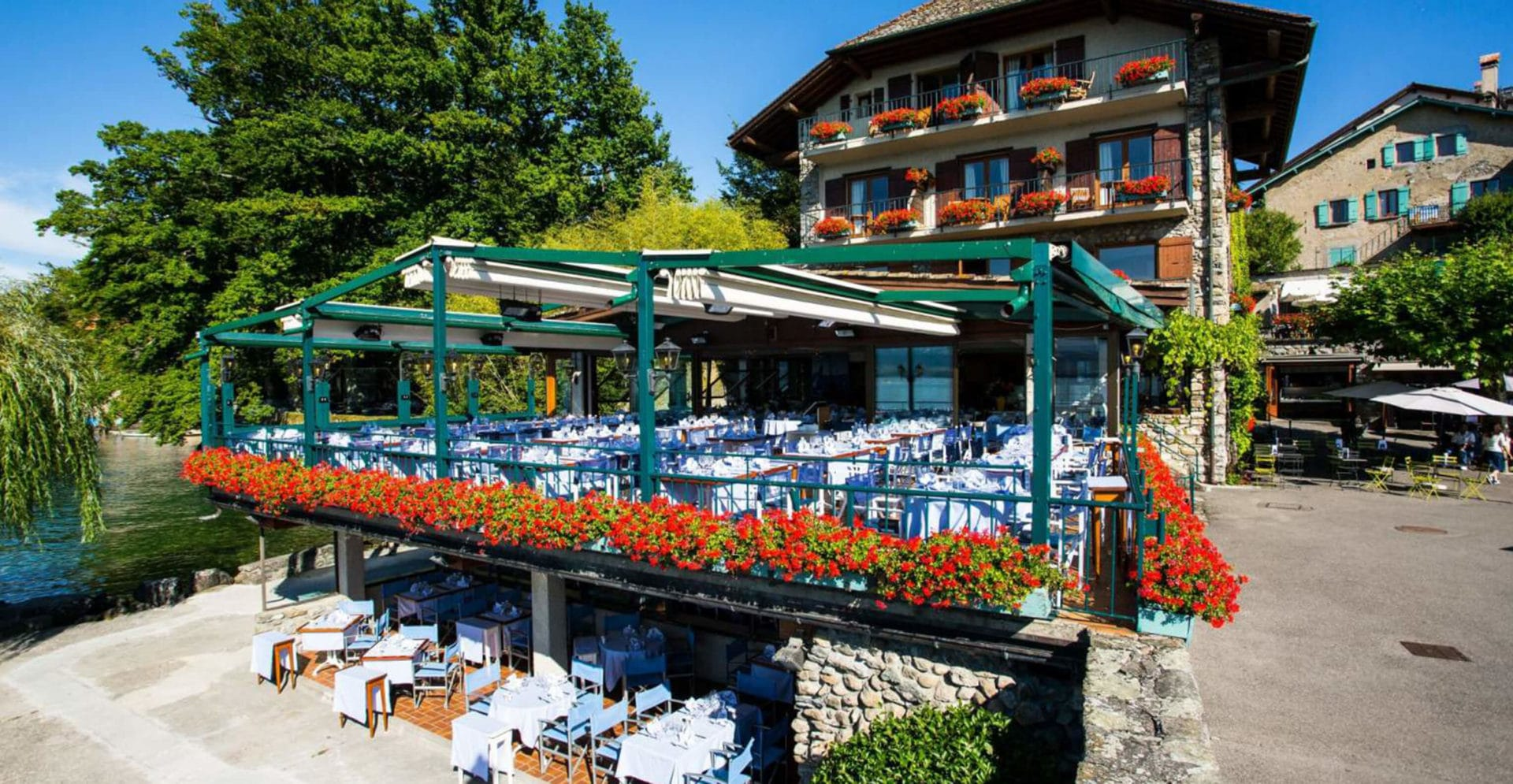 restaurant yvoire | Yvoire | France