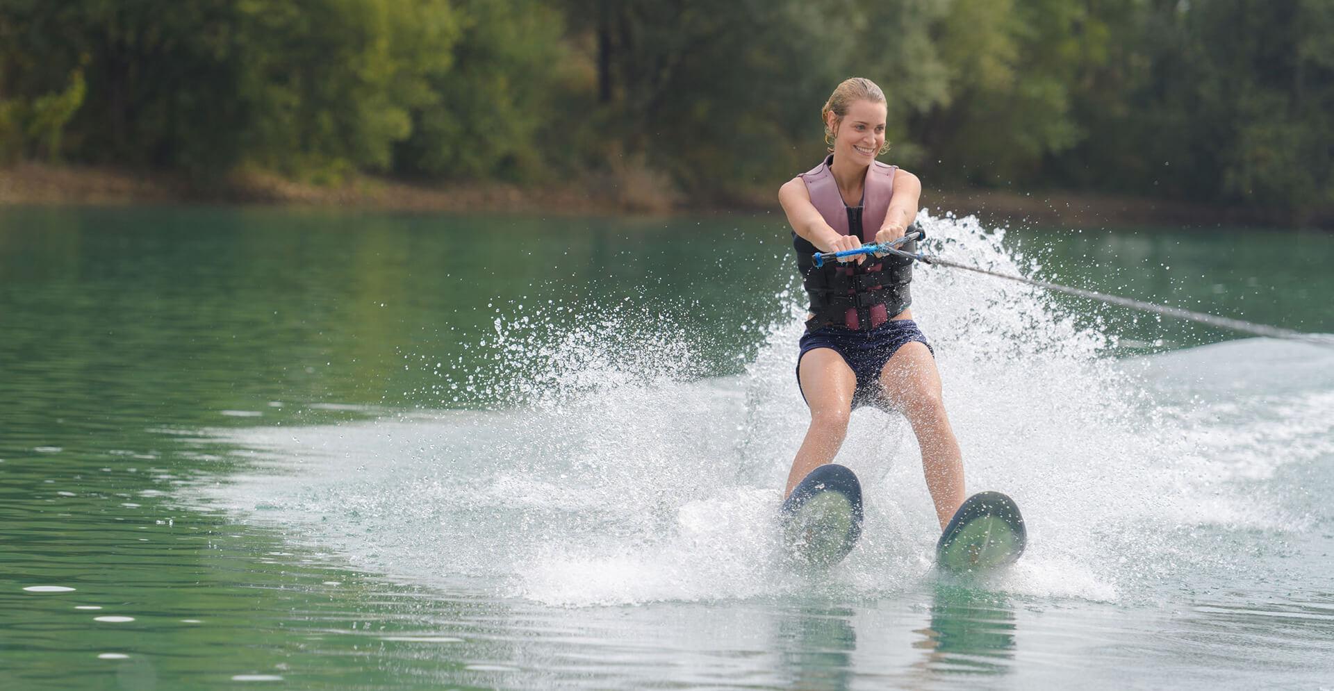ski nautique geneve